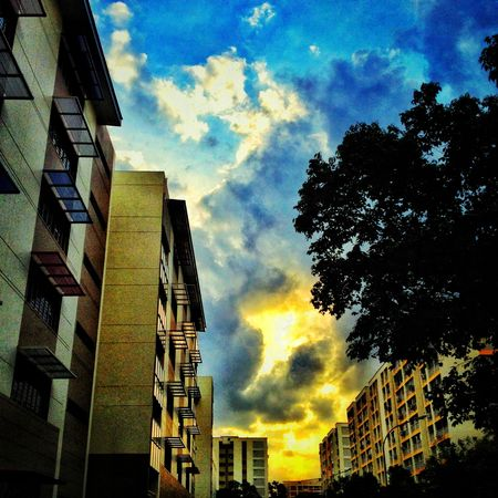 Everyday_life_sunset_tampines