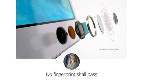 No_fingerprint