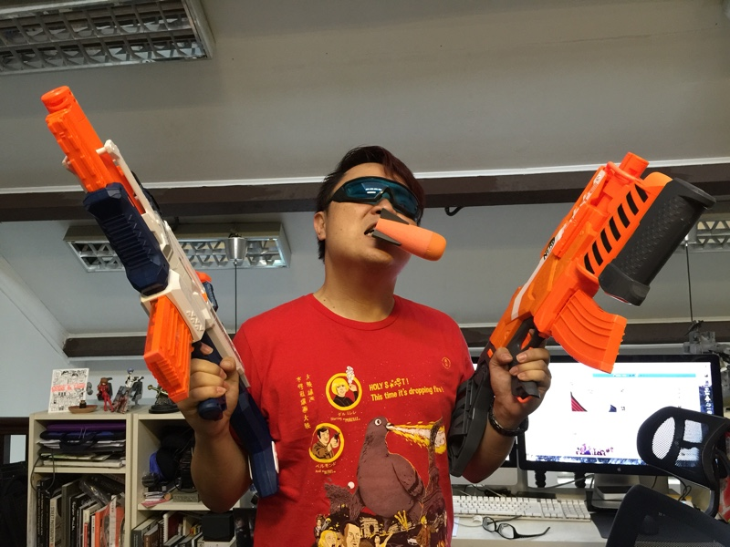 New Nerf Guns Coming Out in 2014 Found Some New Nerf Guns Sent
