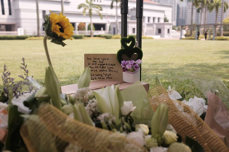 Lky_tribute_parliament_house