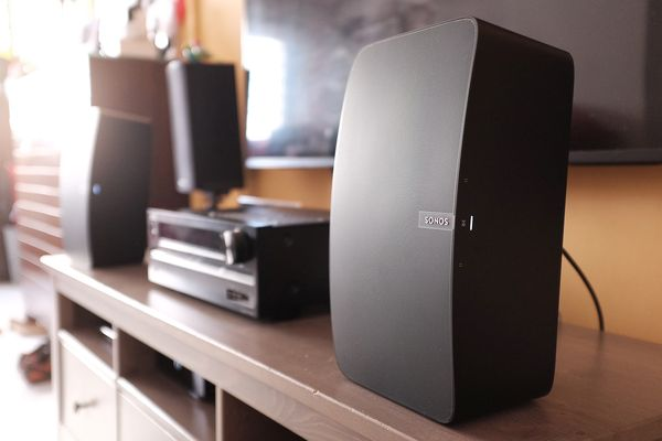Mrbrown Com Review Of The New Sonos Play 5