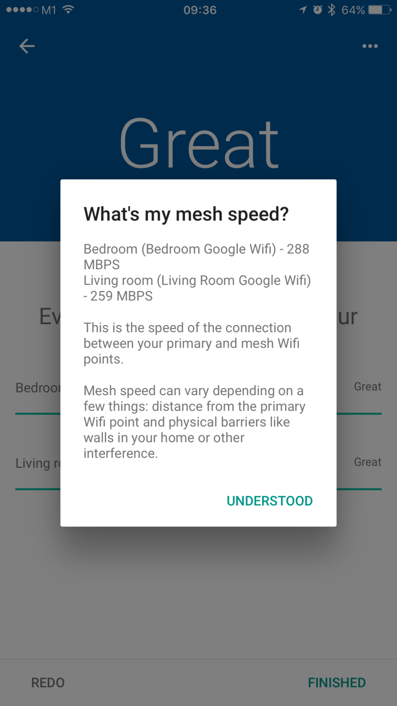 mrbrown com: Experiencing mesh networking with Google Wifi
